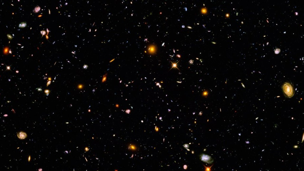 Hubble-deep-field-ii
